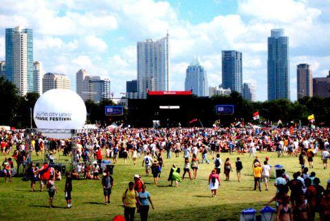 Austin City Limits Music Festival 2013 - Best Music Festivals 2013