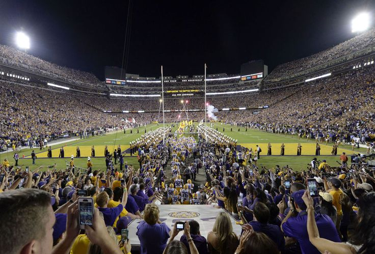 LSU-Alabama at night again on CBS? All signs at SEC spring meetings point to 7 pm showdown - The Advocate