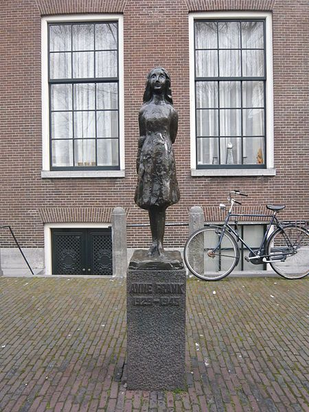 Anne Frank lived and wrote her diaries three blocks away from our rented apartment. We heard the same bell chimes from Westerkerk's bell tower throughout the night.