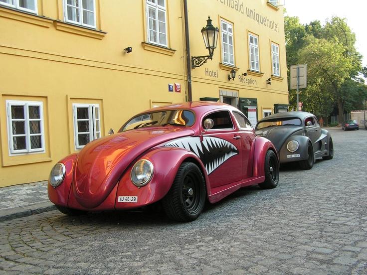 prague pimped vw beetles cool cool cars trucks pinterest vw beetles prague and beetle. Black Bedroom Furniture Sets. Home Design Ideas