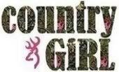 Camo Country Girl