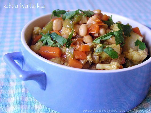 Chakalaka - ciekawam kuchni południowo-afrykańskiej