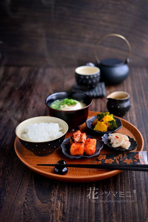 常備菜お膳 - Japanese dairy meal.