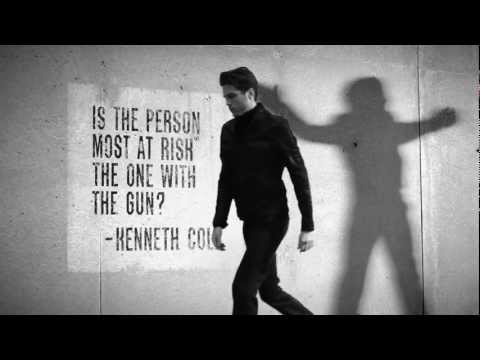 Kenneth Cole - Where Do You Stand? Guns. This Campaign was brilliant.