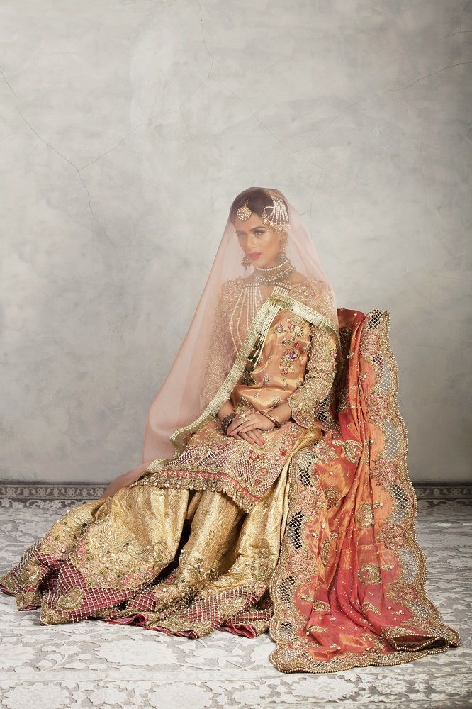 Naila Tarar Pakistani couture