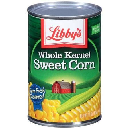 Libby's canned corn coupons