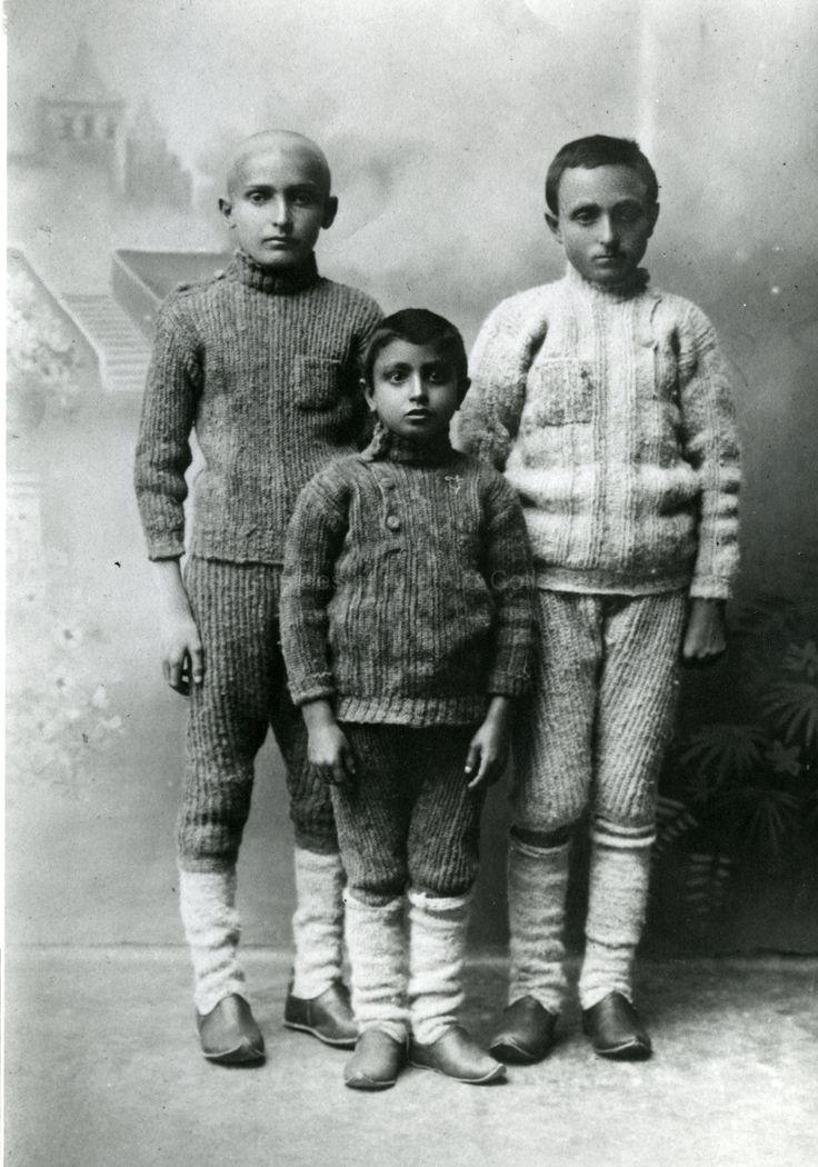 Orphans , Anatolia College [ca. 1918]