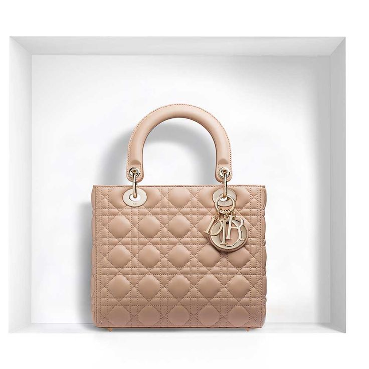 Dior - Lady Dior Çanta Nude - 10 #Dior #Dior-LadyDior #Çanta