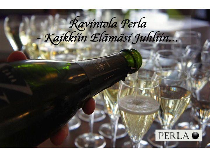 Catering Oulu - Ravintola Perlan palvelut juhliin ja yrityksille