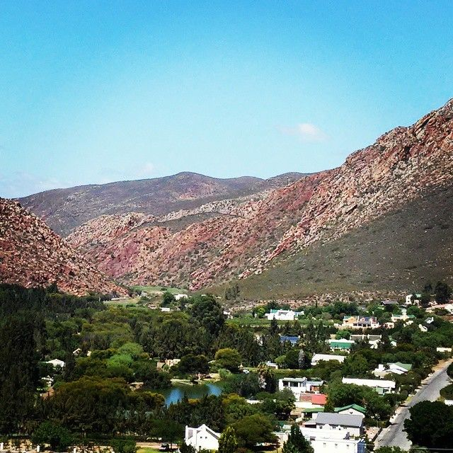 """At the foot of the Langeberg mountains on the eastern edge of the Cape Winelands, lies the charming village of MONTAGU.   The town has an old-world charm, great restaurants, a vibrant Saturday market and superb guest accommodation which caters for every budget.  Whether visiting for a weekend of fun with the kids, relaxing with friends or a romantic breakaway with a loved one, Montagu will not disappoint.  Voted """"Town of the year"""" by CapeInfo.com in 2012."""