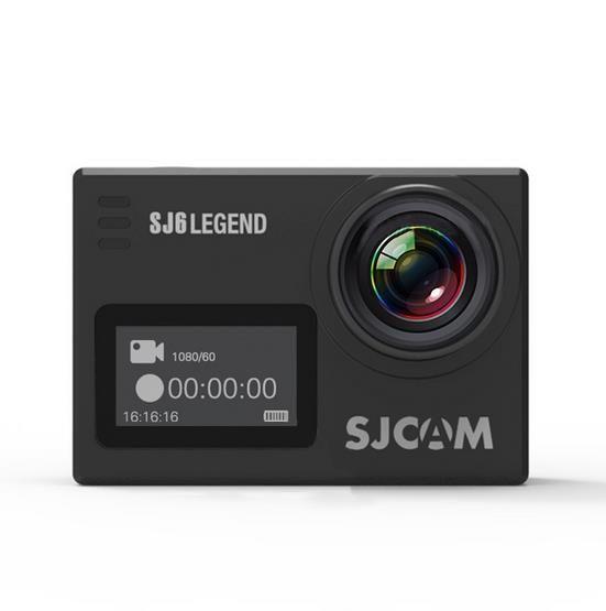 Original SJCAM SJ6 LEGEND 4K interpolated WiFi Action Camera Novatek NTK96660 2.0 inch LTPS Sale - Banggood.com