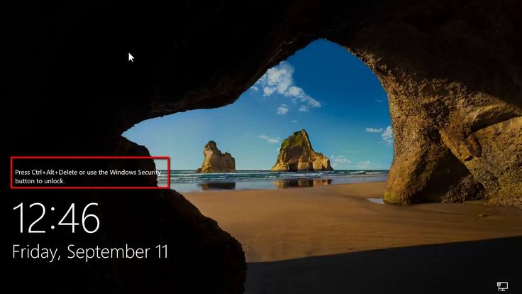 Enable or Disable Secure Login Feature in Windows 10 / 8.1 / 7