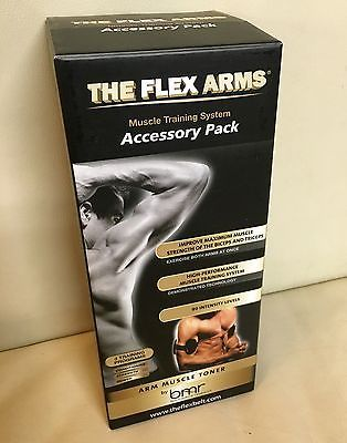 Toning Belts 57273: The Flex Arms Accessory~ Bicep Muscle Toner By Bmr Flex Belt + Free Controller! -> BUY IT NOW ONLY: $179.99 on eBay!