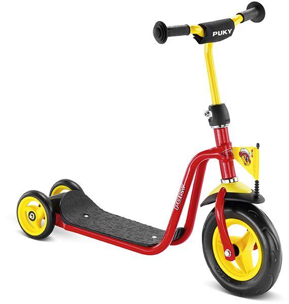 Günstig online entdecken: Puky Roller R 1 (Rot) [Kinderspielzeug] von Puky bei Spielzeug.World!
