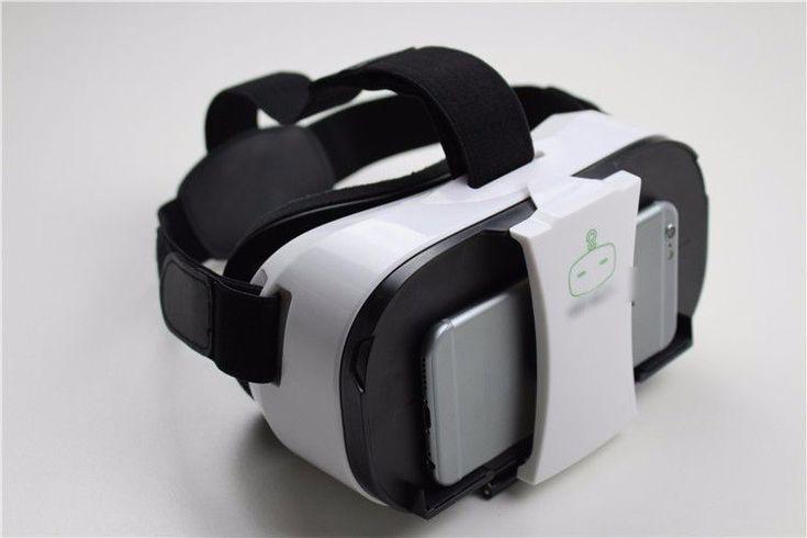 3D Virtual Reality Goggles VR Box Headset #virtualreality