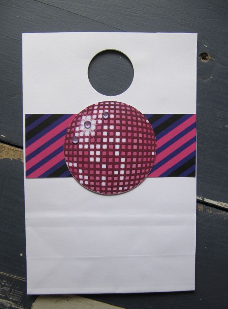 Disco Diva Party Bags