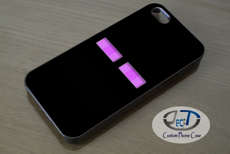 Minecraft Enderman Eyes Case iPhone, iPad, Samsung Galaxy, HTC Cases