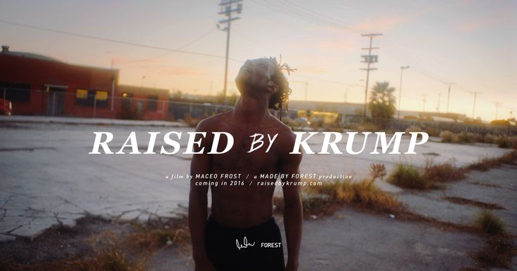"Raised by Krump is a 22-minute documentary film that explores the Compton/South Central, Los Angeles born dance movement called ""Krumping"", and the lives of some of the area's most influential and prolific dancers."