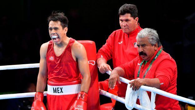 Misael Rodríguez conquista la medalla de bronce en el boxeo olímpico de Río 2016