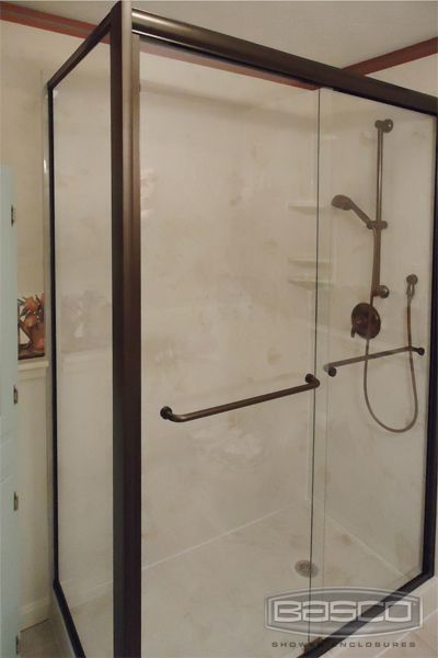 56 Best Images About Basco Door Installations On Pinterest Doors Shower En