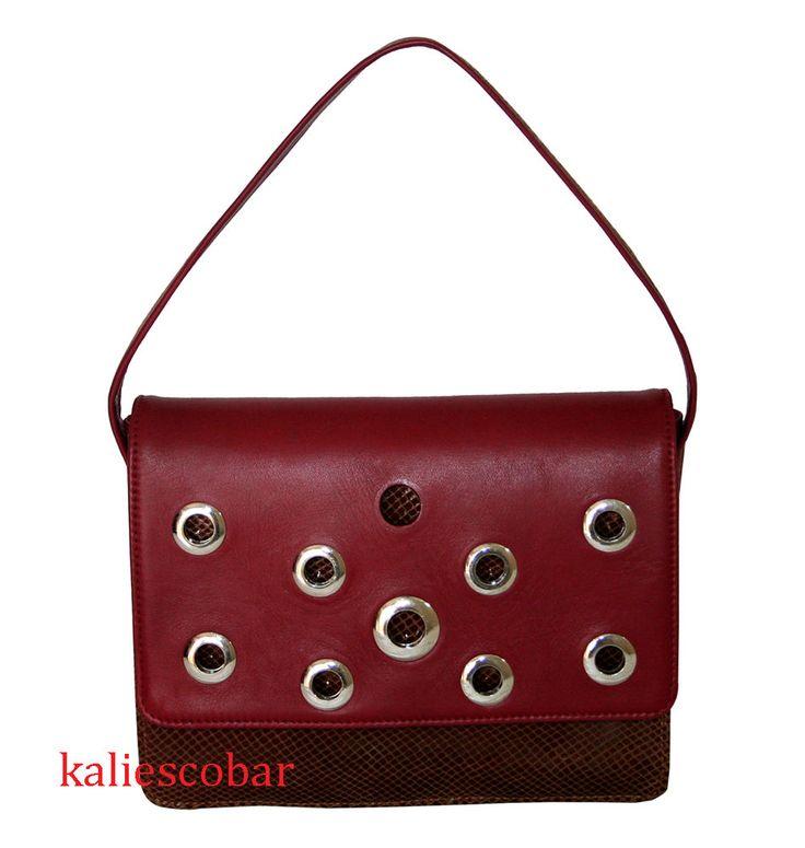 Real Sheep Leather Bag Women's Hand Bag Messenger Bag Tote Bag Fashion Bag  #Handmade #EveningBag