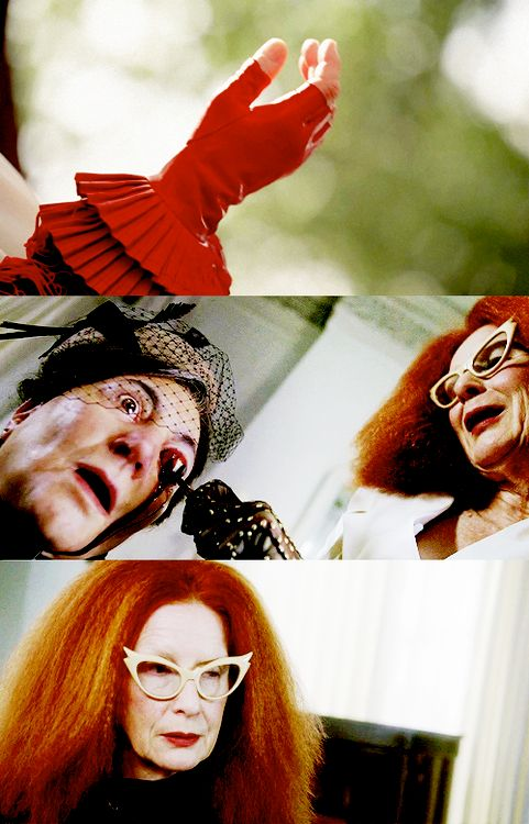 """Myrtle Snow in """"AHS Coven"""""""