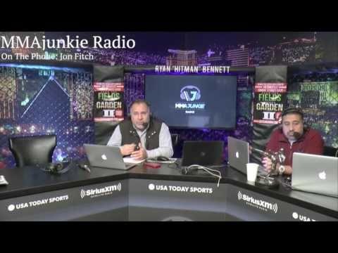 MMA Jon Fitch on MMAjunkie Radio