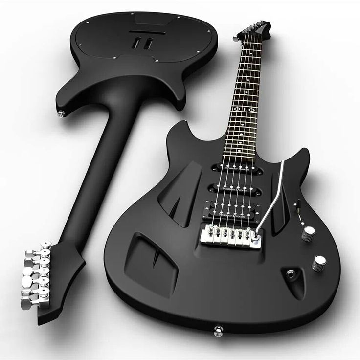 Matte black, carved up body, killer electronics!  ..starting to dig the flat finishes on axes & cars --RC
