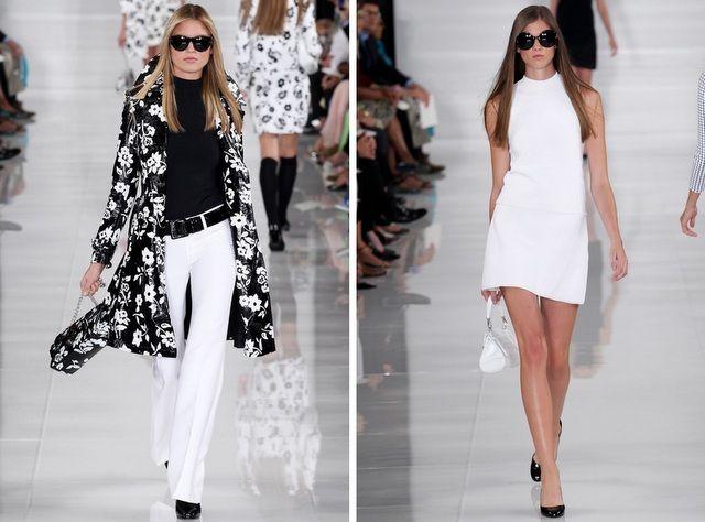 Ralph Lauren -Colección -primavera - verano 2014- Fashion Week Nueva York (24)