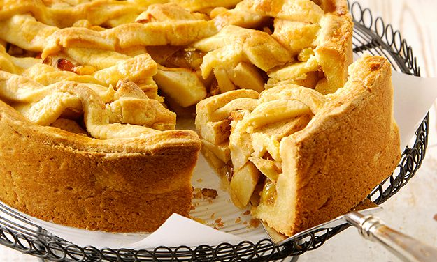 Challenge yourself with this complex Dutch Apple Pie recipe. It is well worth the effort.