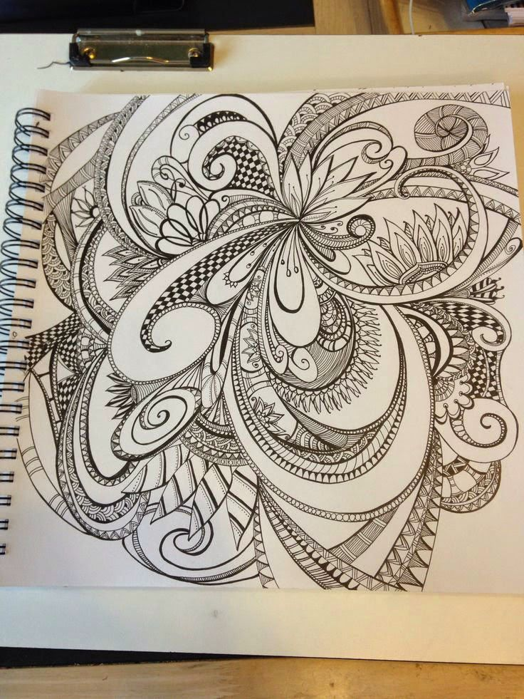 how to make cool doodles