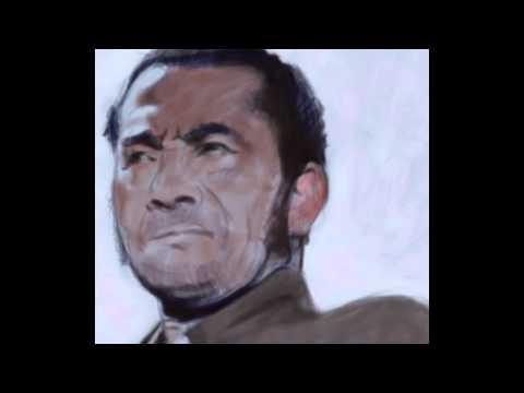 Portrait of Toshirô Mifune