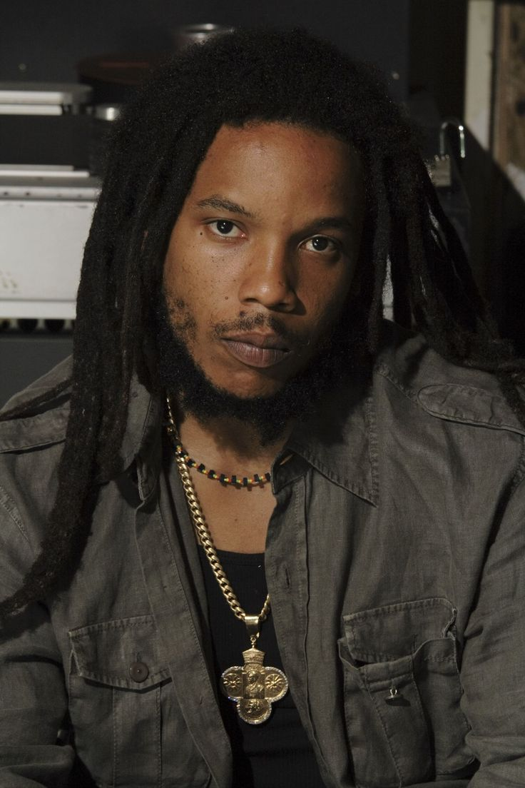 Exclusive: Listen to Stephen Marley's 'Ghetto Boy'  - Esquire.com