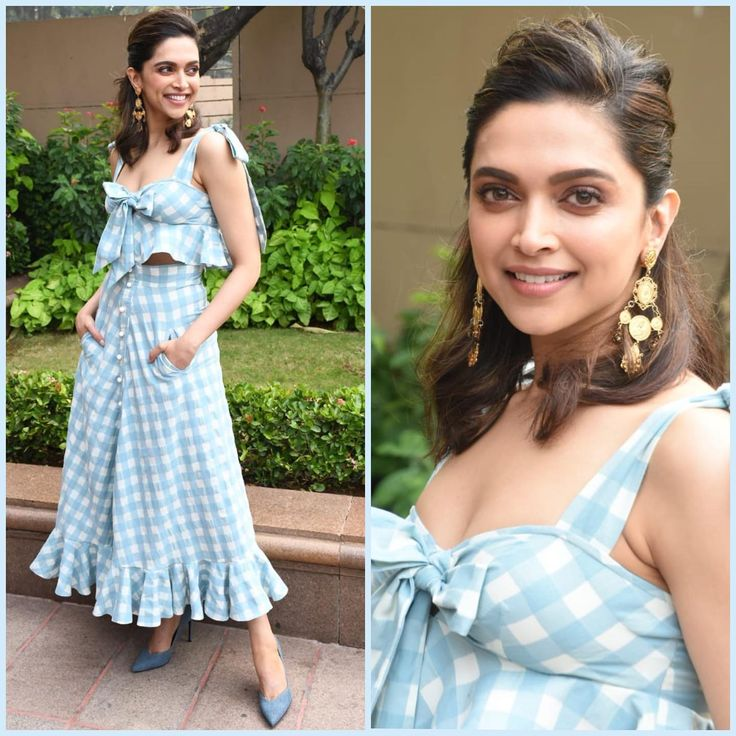 Deepika Padukone for the promotions of her upcoming film # ...