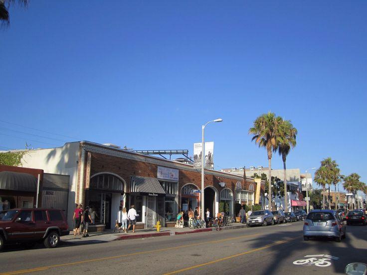 Abbot Kinney, Venice, California, USA.