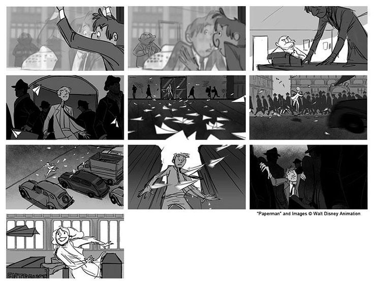 Best Storyboard Images On   Sketches Character