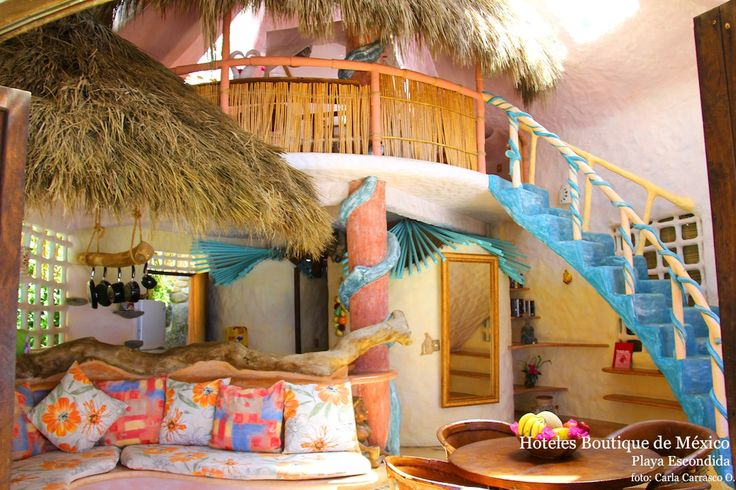Luna de miel en Hotel Playa Escondida, Sayulita, Nayarit, Mex.