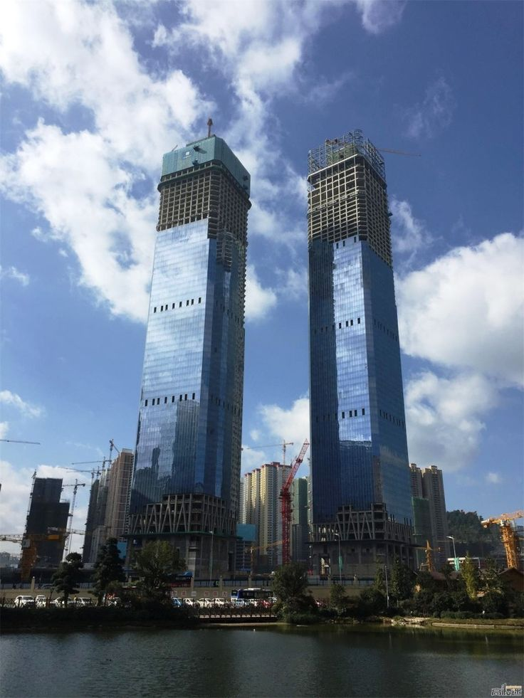 GUIYANG: Huaguoyang Towers