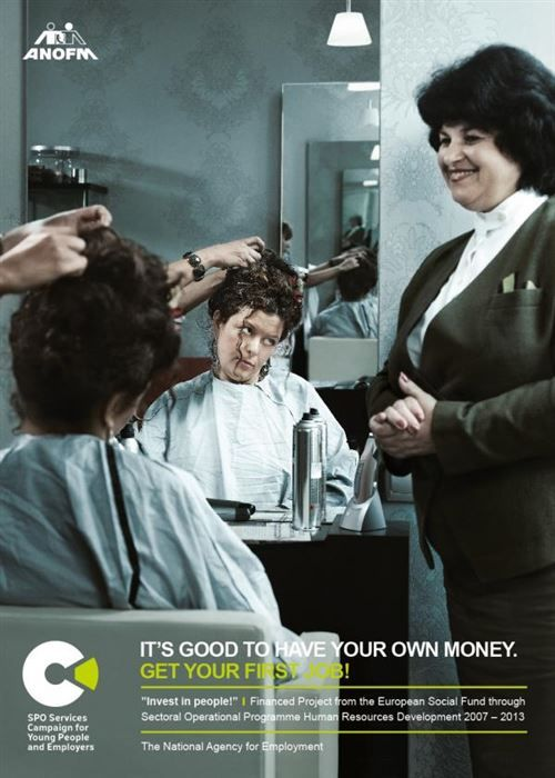 national agency for employment hairdresser recruitment marketing