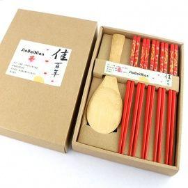 Origineel huwelijkscadeau. Dit wordt al decennialang in China als traditioneel cadeau t.g.v. een huwelijk gegeven. Dit product wordt in een prachtige geschenkverpakking geleverd. www.goodroots.nl