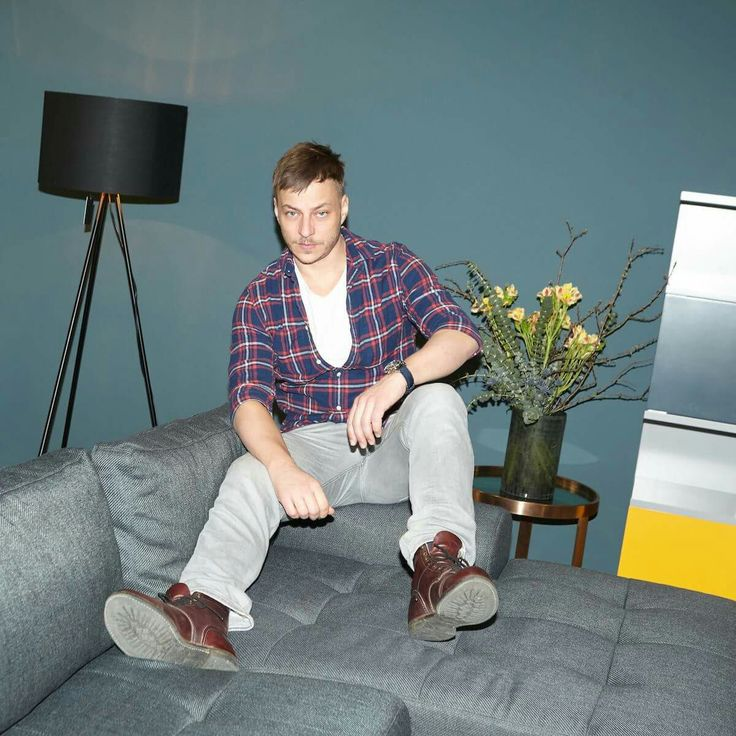 "Tom Wlaschiha by © Photographer Florian Kolmer at the Made.Com showroom Berlin. Enjoy the picture :)  Actor Tom Wlaschiha visiting our MADE.COM Showroom Berlin. He was quite impressed by our Vittorio sofa and we were very enthusiastic about his open manner. Here is a little insider (info): The Game of Thrones star is soon to be seen in the new film ""Night at the Crossroads""."