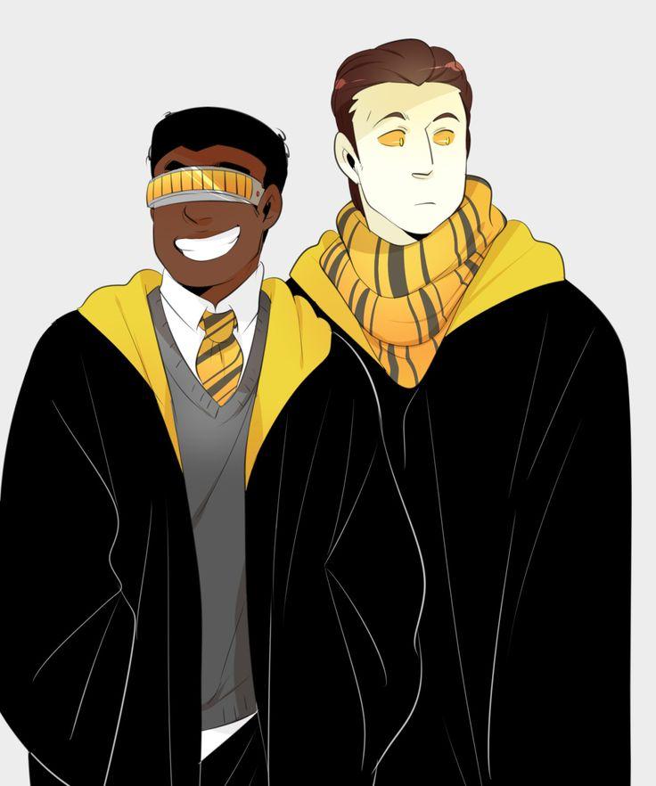 My dearest sons in Hogwarts... my heart is melting