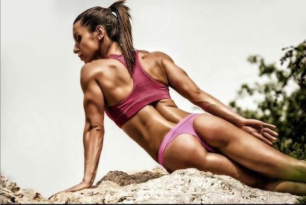 Tréning pre ženy(B) - Nohy-Prsia-Ramená-Brucho