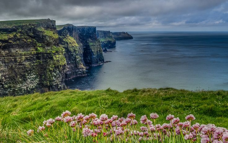 Clifs of Moher by pmoromalos on 500px