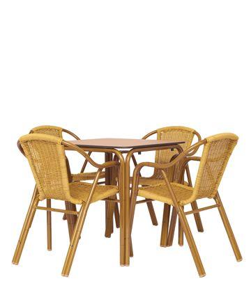Mejores 7 im genes de sillas para terraza en pinterest for Terraza rattan oferta