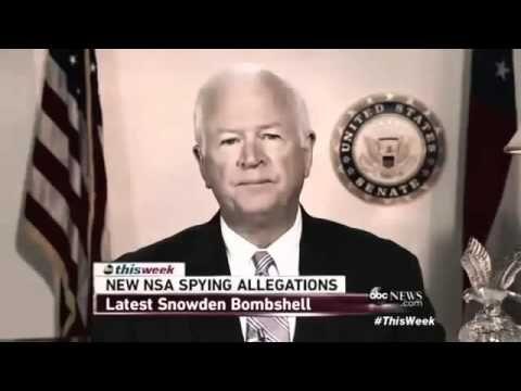 GEORGIA ▶ Anonymous - OpNSA Release IV Saxby Chambliss - YouTube