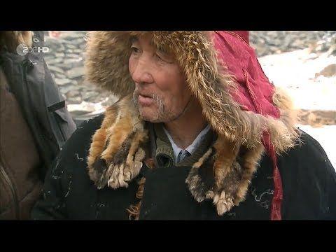 Kazakh life in the Altai mountains • ZDFneo • [English subtitles]