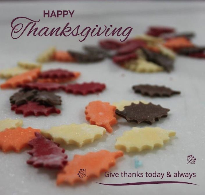 Wishing you an early thanksgiving from the staff at Virgin Ice.  www.virginice.ca