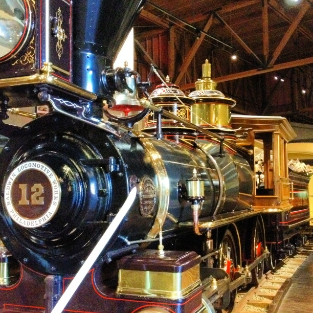 California State Train Museum, Sacramento