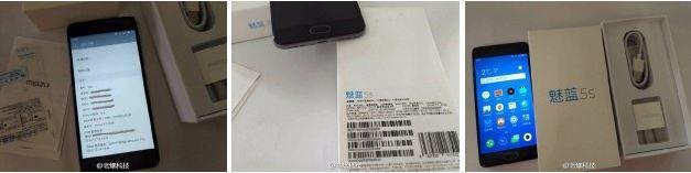 Meizu M5s mulai Terlihat dengan Jelas melalui Postingan Penggunanya